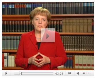 Angela Merkel: »Raubkopien sind kein Kavaliersdelikt!«